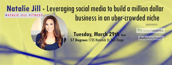 Natalie Jill – Leveraging Social Media to Build a Million Dollar Business