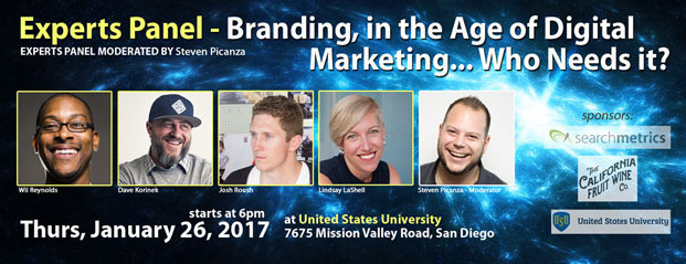 EXPERTS PANEL: Branding, in the Age of Digital Marketing… Who Needs it?
