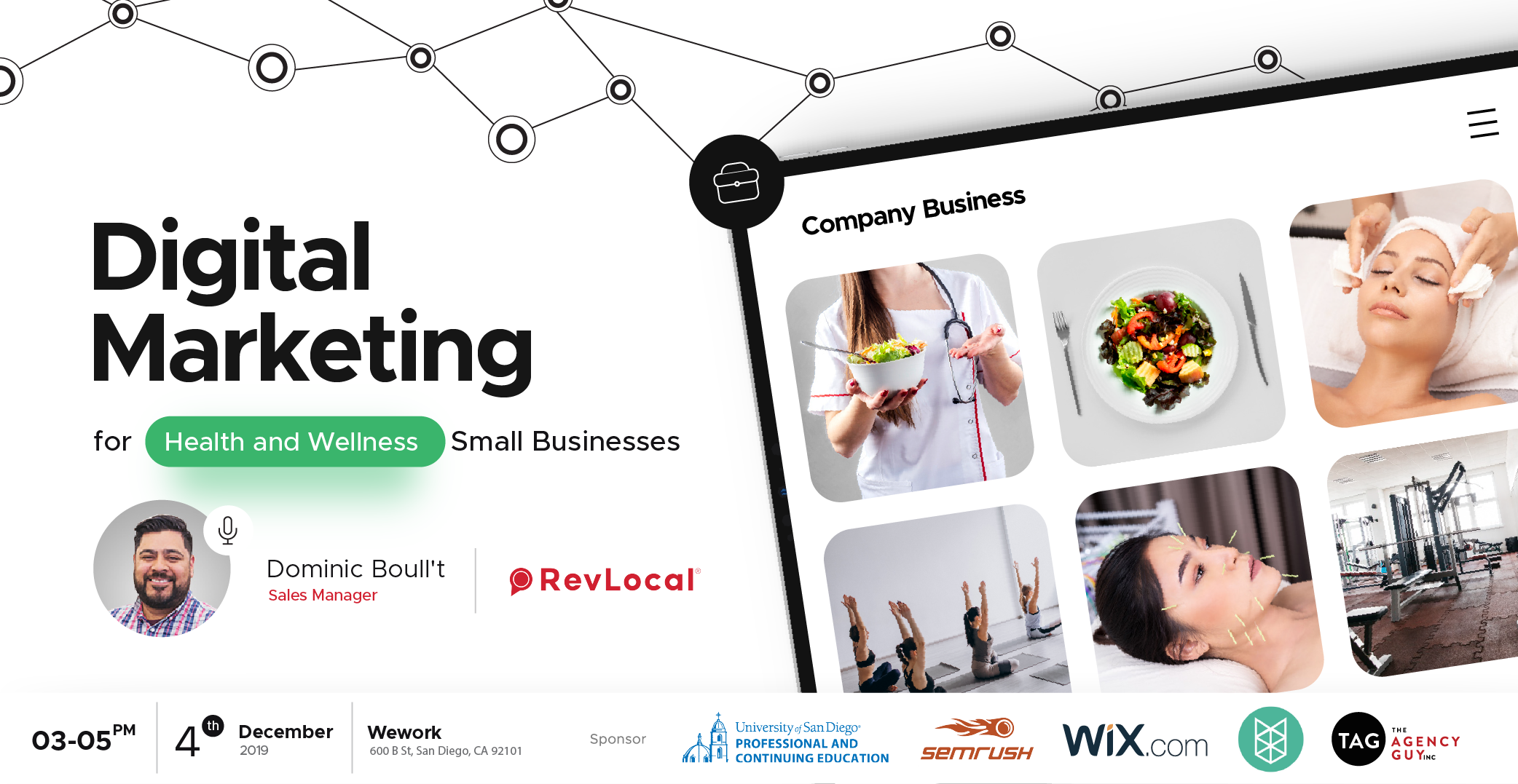Digital Marketing for Health and Wellness Small Businesses